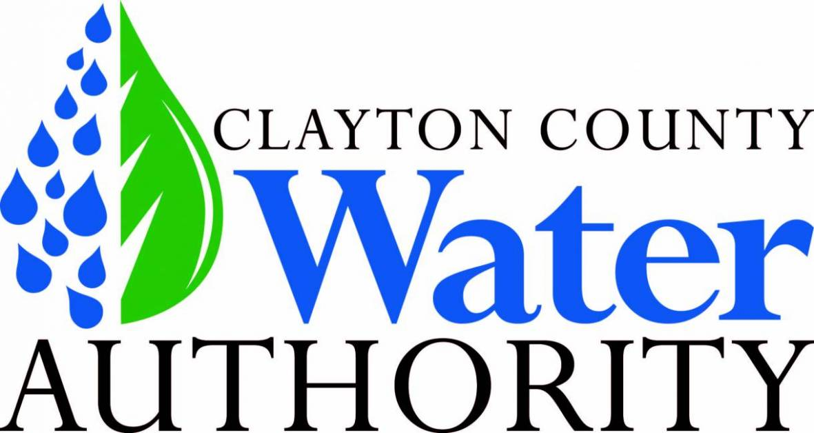 Clayton County Water Authority logo